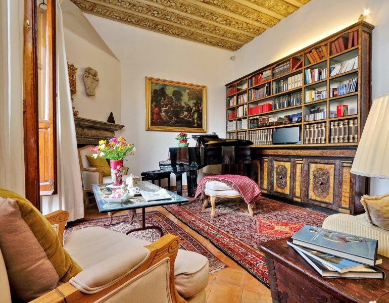 Via Palermo Vacation Luxury Apartment Rent In Rome Italy