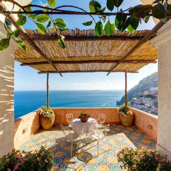 Positano Amalfi Coast Italy Luxury Villa Holiday Rental