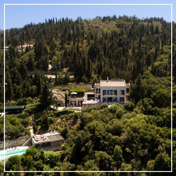 Villa Arcadia, Paxos, Greek Islands