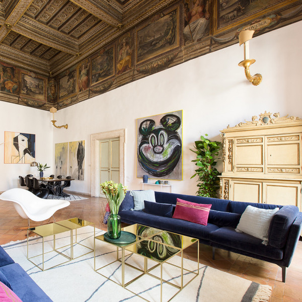 Rome Italy Luxury City Apartment Holiday Rental Concierge