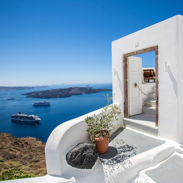 Santorini Greece Luxury Island Villa Holiday Rental