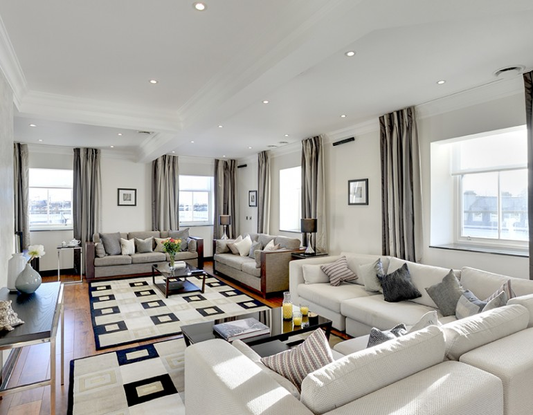 Queens Gate Penthouses | Luxury apartments to rent in London