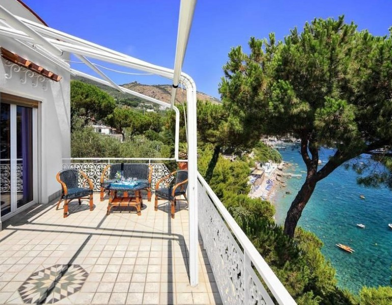 Luxury 1 Bedroom Villas Amalfi Coast