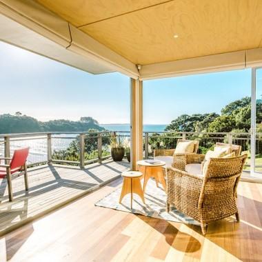 Luxury apartment to rent on Waiheke Island - Te Rere