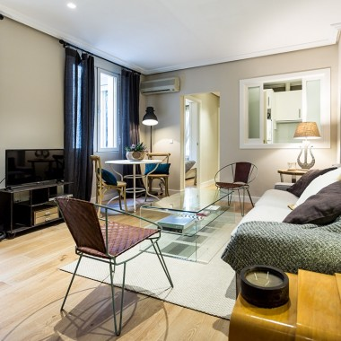 Luxury Apartment Malasaña to rent in Madrid
